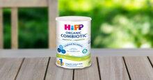 HiPP Organic Combiotic số 1 – sữa sạch và an toàn vượt chuẩn organic châu Âu