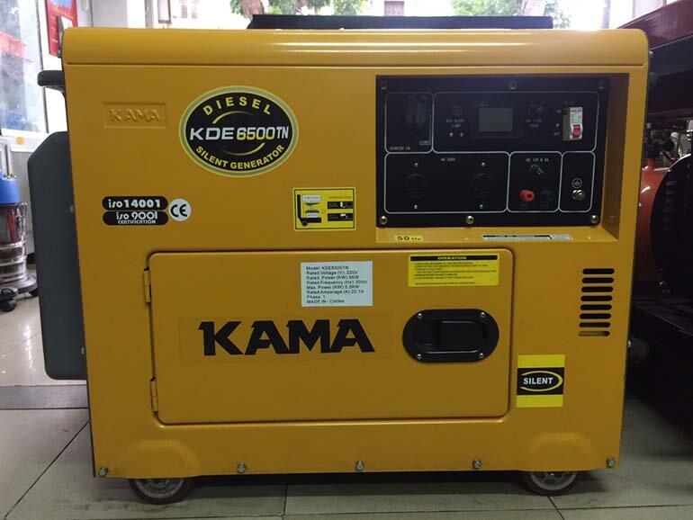 máy phát điện 5kw