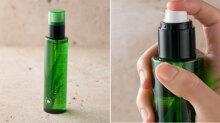 So sánh xịt khoáng Innisfree Green Tea và xịt khoáng lô hội Aloe Revital Skin Mist
