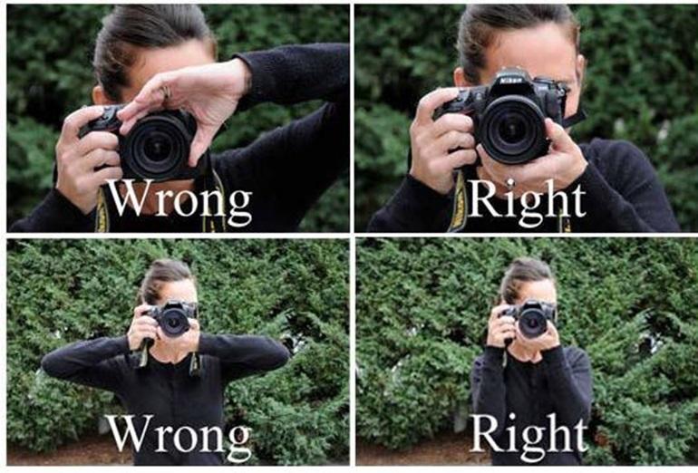 sử dụng máy ảnh kỹ thuật số