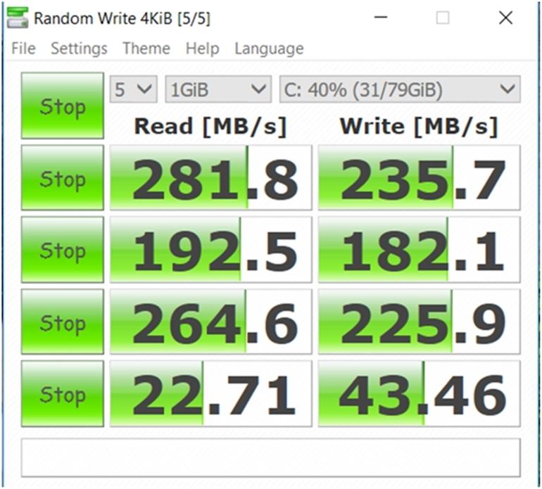 phần mềm kiểm tra ổ cứng SSD