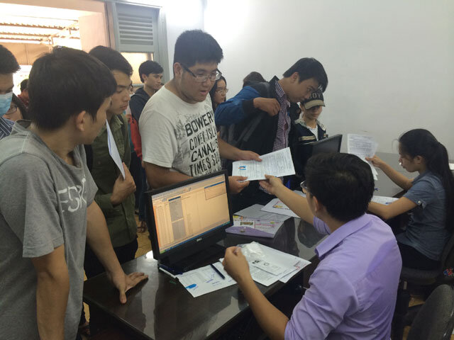 Hồ sơ đăng ký dự thi THPT Quốc gia 2016 và lưu ý trong quy chế bảo lưu điểm dành cho thí sinh tự do