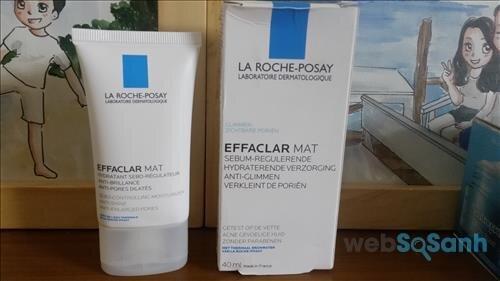 Kem dưỡng kiềm dầu La Roche-Posay