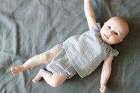 Học cách may áo cho bé gái cực dễ, cực yêu