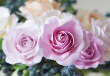 Học cách nặn hoa hồng đất sét tặng thầy cô giáo nhân ngày 20/11 (kèm video)