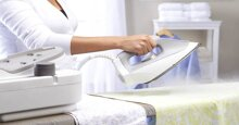 Học mẹo tiết kiệm điện để sử dụng bàn ủi hiệu quả hơn