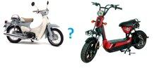 Học sinh nên mua xe máy không cần bằng lái hay xe đạp điện giá rẻ?