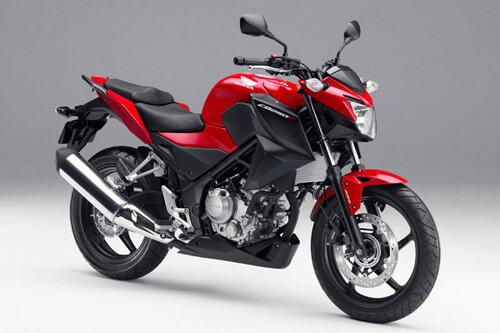Honda CB250F lộ giá bán 112 triệu đồng