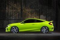 Honda Civic 2016 sẽ được đưa ra thị trường vào quý III năm 2015