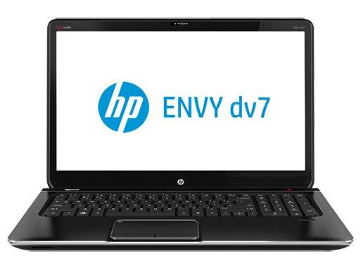 HP ENVY dv7t : Laptop doanh nhân tốt nhất năm 2014