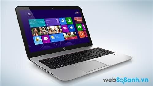HP Envy Touchsmart 15: laptop đa phương tiện không thể bỏ qua