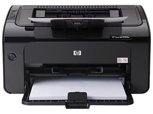 HP LaserJet Pro P1102w: máy in nhỏ gọn, cài đặt nhanh chóng (phần 1)