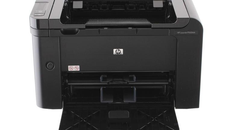 HP LaserJet Pro P1606: hiệu năng tối ưu (Phần 2)