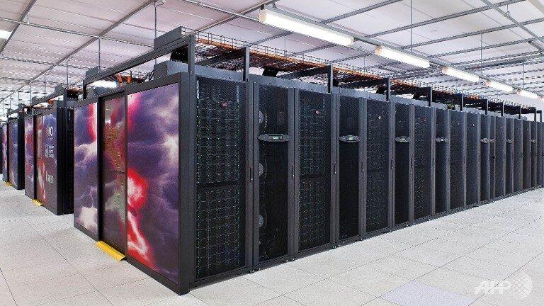 HP nhảy vào thị trường siêu máy tính
