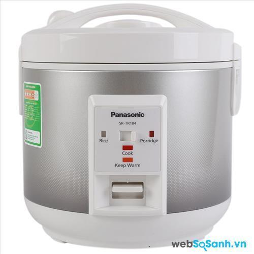 Nồi cơm điện Panasonic SR-TR184SRA