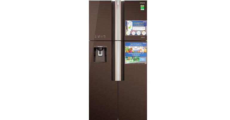 tủ lạnh Hitachi R-FW690PGV7 (GBW)
