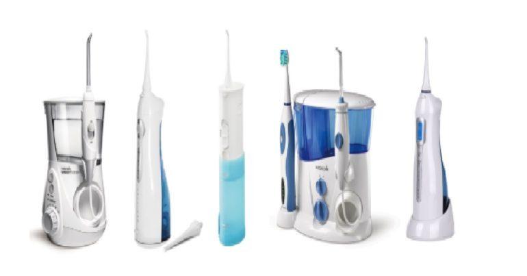 Máy tăm nước - bàn chải tự động dành cho hội lười đánh răng