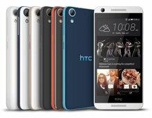 HTC giới thiệu 4 smartphone phổ thông mới trong dòng Desire