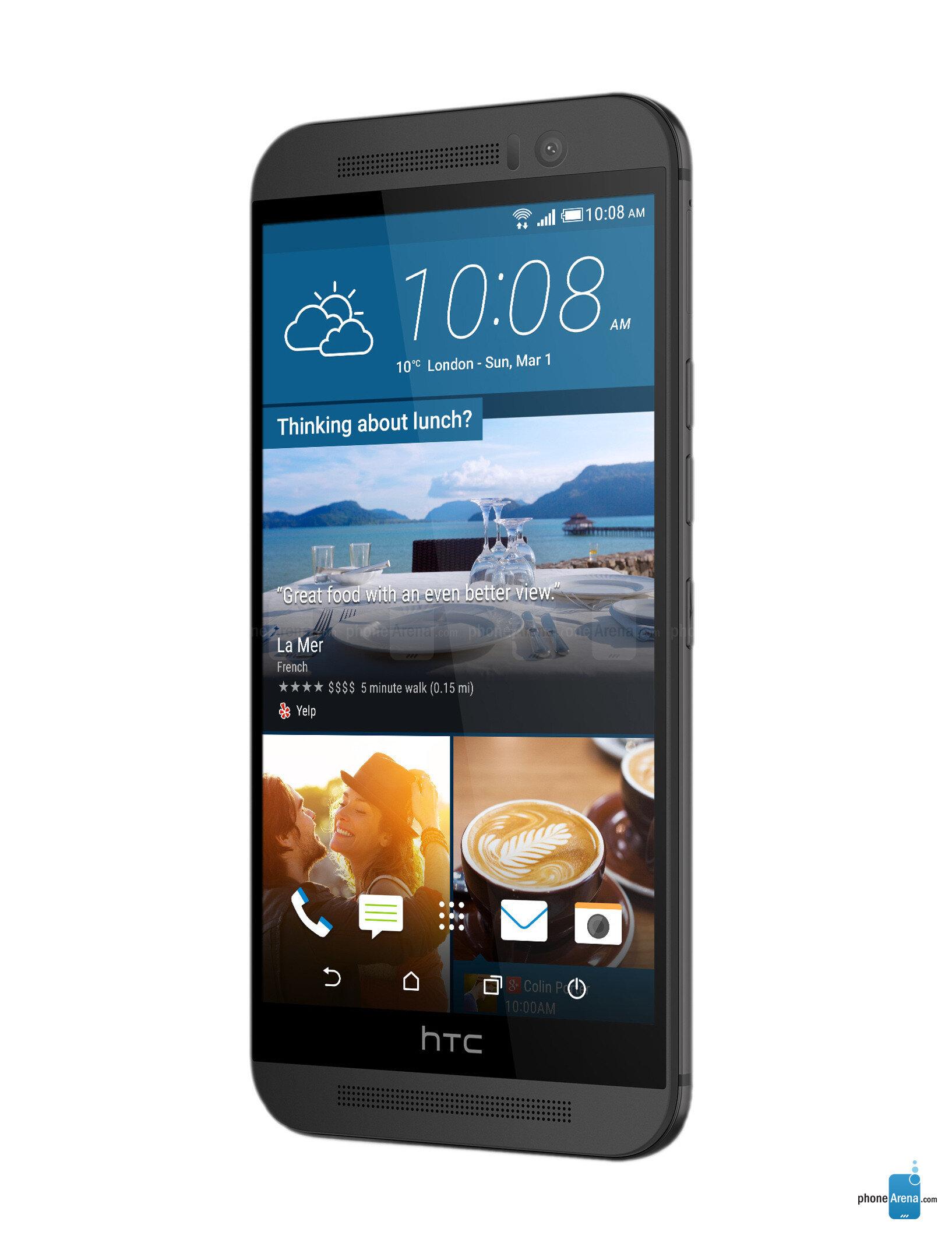 HTC One M9 64 GB chính thức lên kệ tại Đài Loan