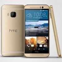 HTC One M9 có doanh số bán ra thấp hơn 43,75% so với M8
