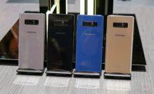 Đánh giá chi tiết điện thoại Samsung Galaxy Note 8 (phần 2)