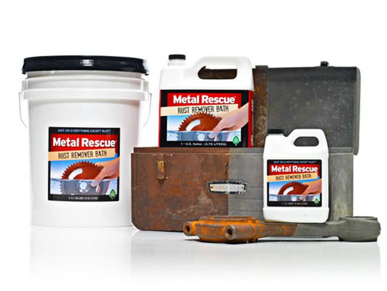 Chất tẩy rỉ sét trên kim loại Metal Rescue