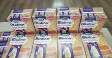 Hướng dẫn bạn cách pha bột lắc sữa Bledina đêm