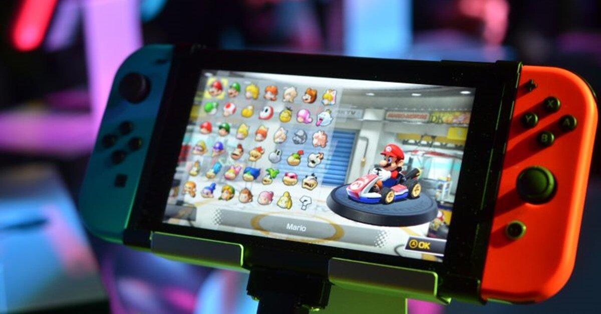 Hướng dẫn bảo trì, vệ sinh máy chơi game Nintendo Switch