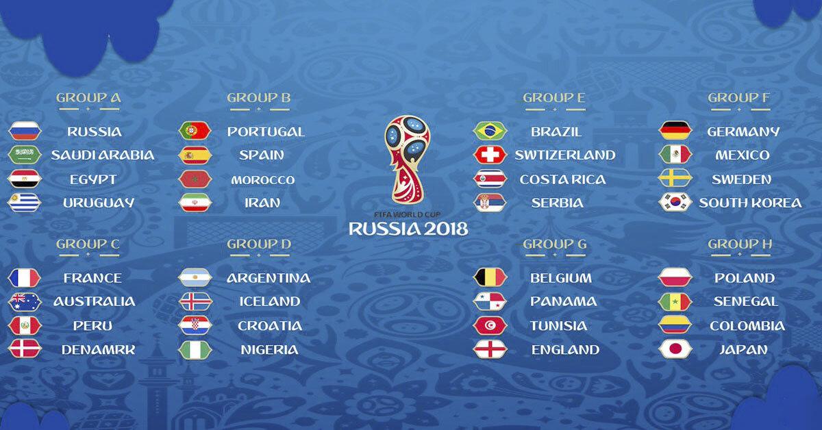 Hướng dẫn cách cài đặt lich thi đấu World Cup 2018 trên máy điện thoại iPhone