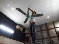 Hướng dẫn cách đấu quạt trần điện cơ chi tiết 7 bước