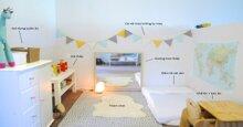 Hướng dẫn cách dạy trẻ phương pháp Montessori tại nhà