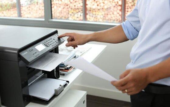 Hướng dẫn cách kết nối laptop với máy in qua wifi và mạng lan