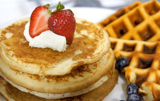 Hướng dẫn cách làm bánh pancake bằng chảo không cần lò nướng ngon