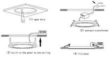 Hướng dẫn cách lắp đặt đèn led âm trần đúng cách nhất