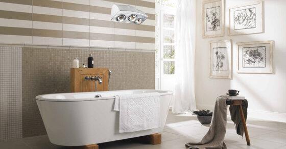 Hướng dẫn cách lắp đèn sưởi nhà tắm vị trí an toàn tỏa nhiệt ấm phòng