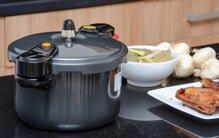 Hướng dẫn cách nấu xôi bằng nồi áp suất cơ chi tiết các bước