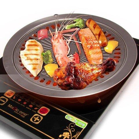 Hướng dẫn cách nướng đồ ăn bằng bếp hồng ngoại