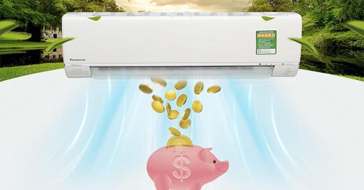 Hướng dẫn cách sử dụng điều hoà Panasonic tiết kiệm điện cho gia đình bạn
