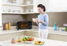 Hướng dẫn cách sử dụng lò vi sóng hâm nấu thức ăn không bị mất mùi vị