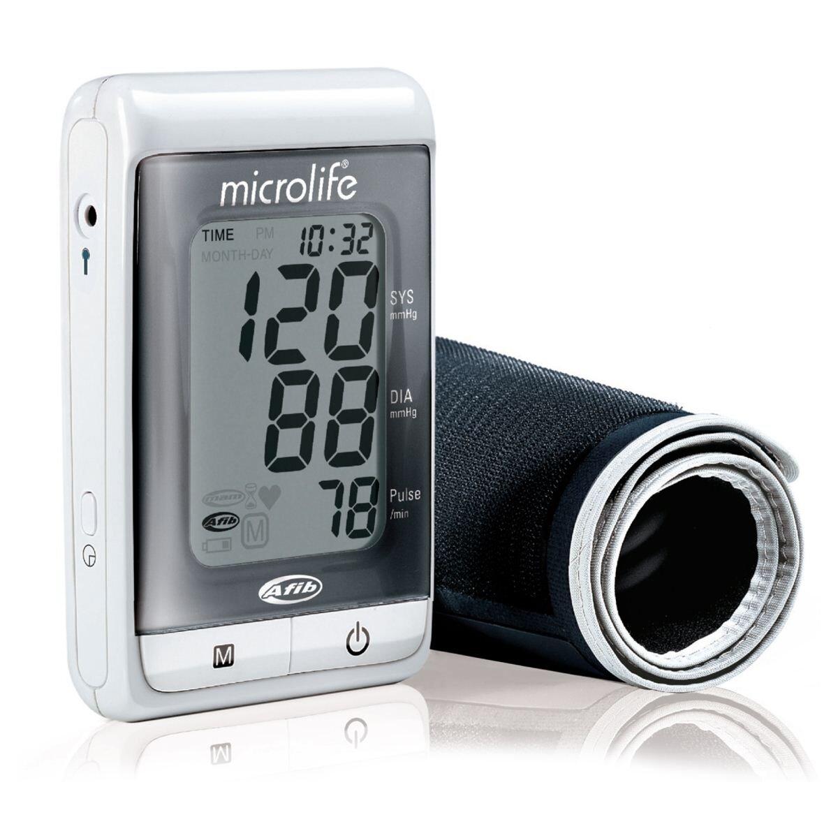 Hướng dẫn cách sử dụng máy đo huyết áp Microlife