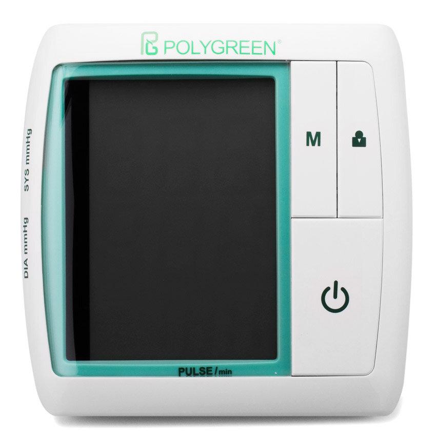 Hướng dẫn cách sử dụng máy đo huyết áp điện tử Polygreen