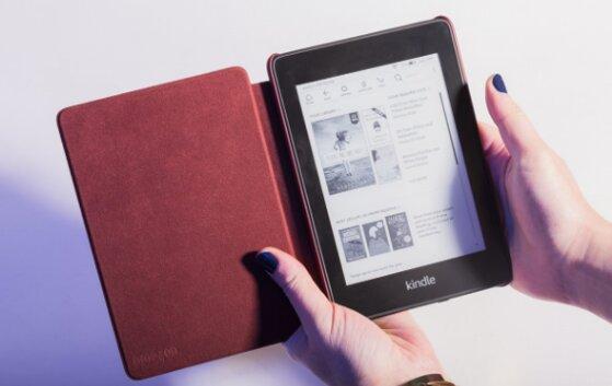 Hướng dẫn cách sử dụng máy đọc sách Kindle Amazon các chức năng