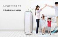 Hướng dẫn cách sử dụng máy lọc không khí Karofi chi tiết các chức năng