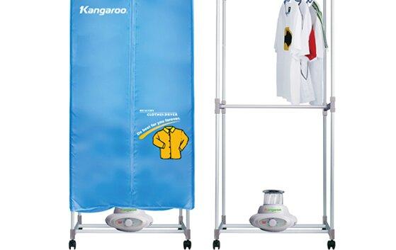 Hướng dẫn cách sử dụng máy sấy quần áo Kangaroo chi tiết đầy đủ nhất