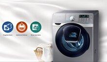 Hướng dẫn cách sử dụng máy giặt Samsung AddWash các chức năng
