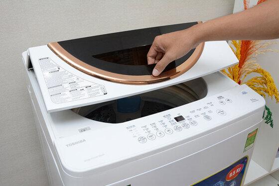 Hướng dẫn cách sử dụng máy giặt Toshiba 9kg giúp tiết kiệm điện nước