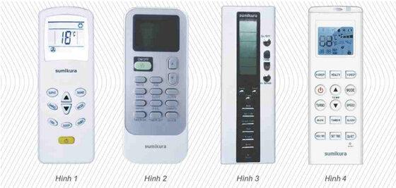 Hướng dẫn cách sử dụng remote điều khiển từ xa máy điều hòa Sumikura