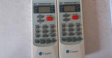 Hướng dẫn cách sử dụng remote điều khiển từ xa máy điều hòa Casper Thái Lan