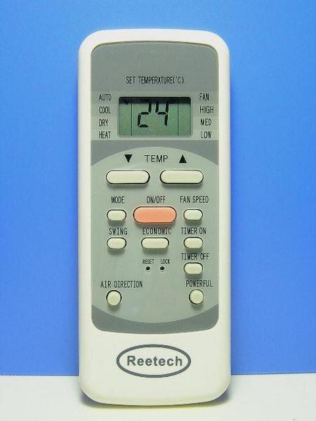 Hướng dẫn cách sử dụng remote điều khiển máy điều hòa Reetech