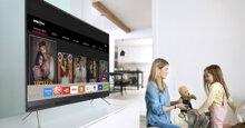 Hướng dẫn cách sử dụng smart tivi an toàn trong mùa mưa bão
